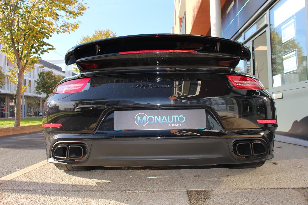 Porsche 911 Turbo S 991 3.8 PDK 560 ch GARANTIE