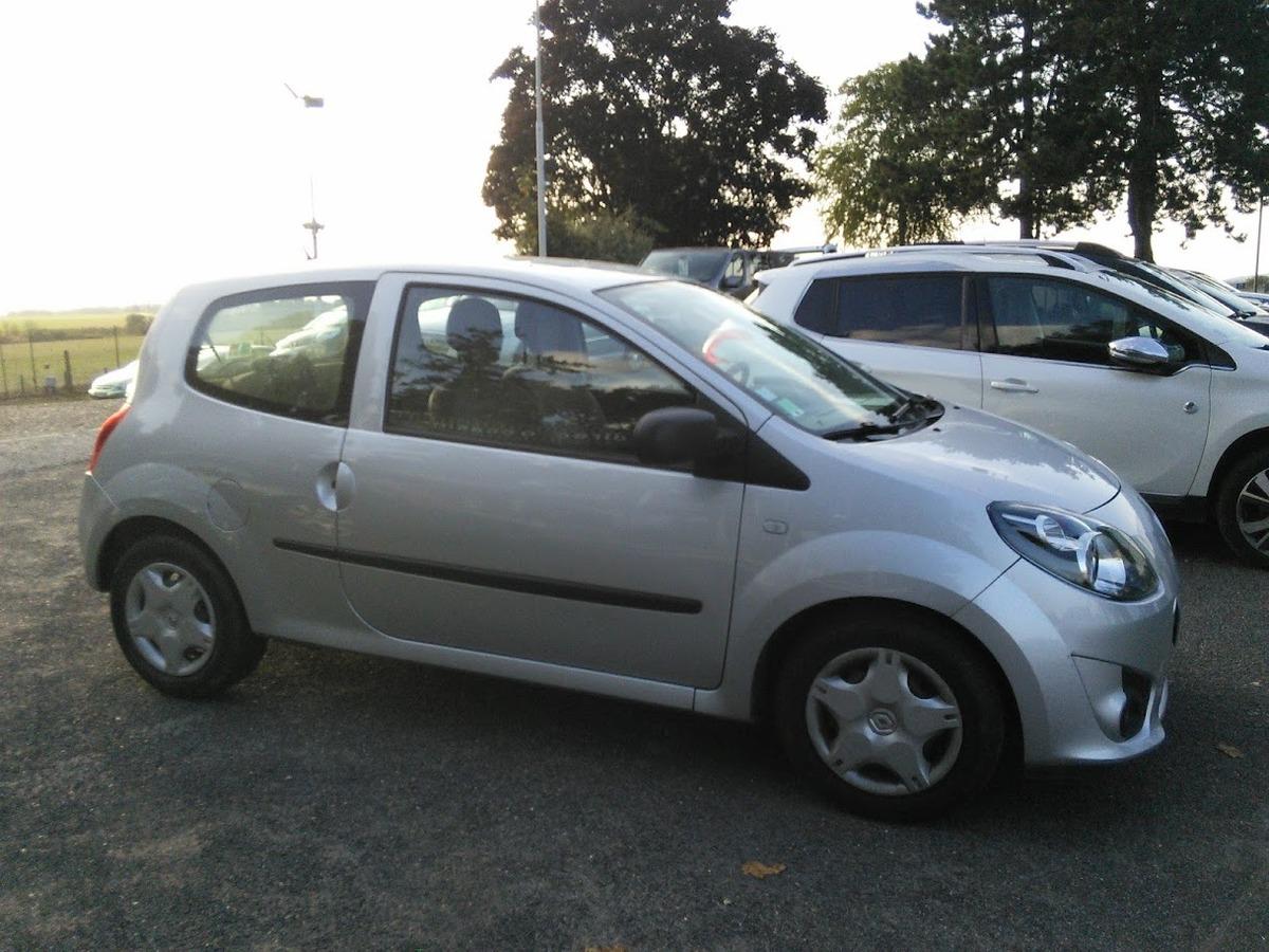 Renault Twingo 1.2 75CV AUTHENTIQUE 51991KM