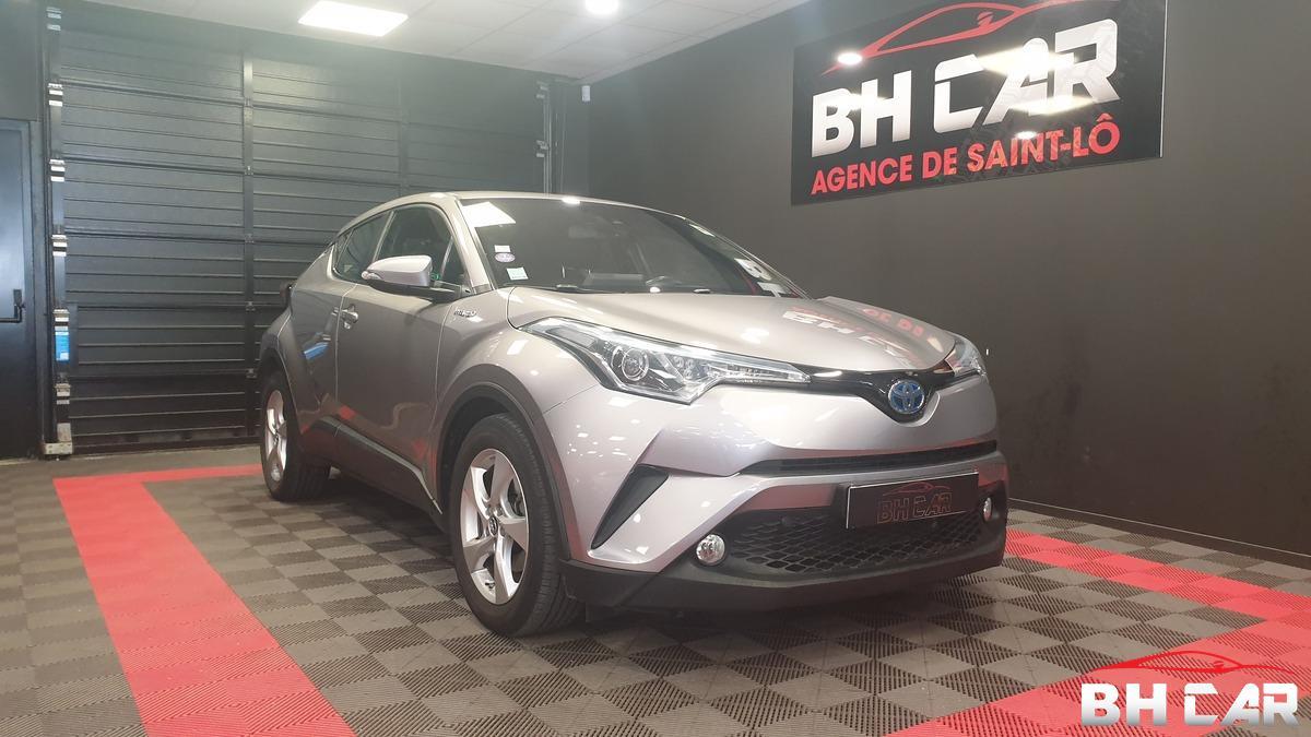 Toyota C-hr hybride 122h DYNAMIQUE BUSINE