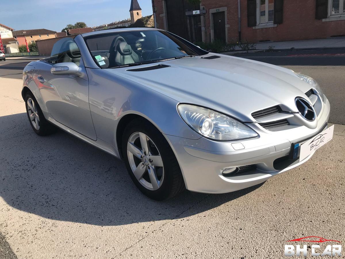 Mercedes SLK 200 1.8 163cv BVA ROADSTER