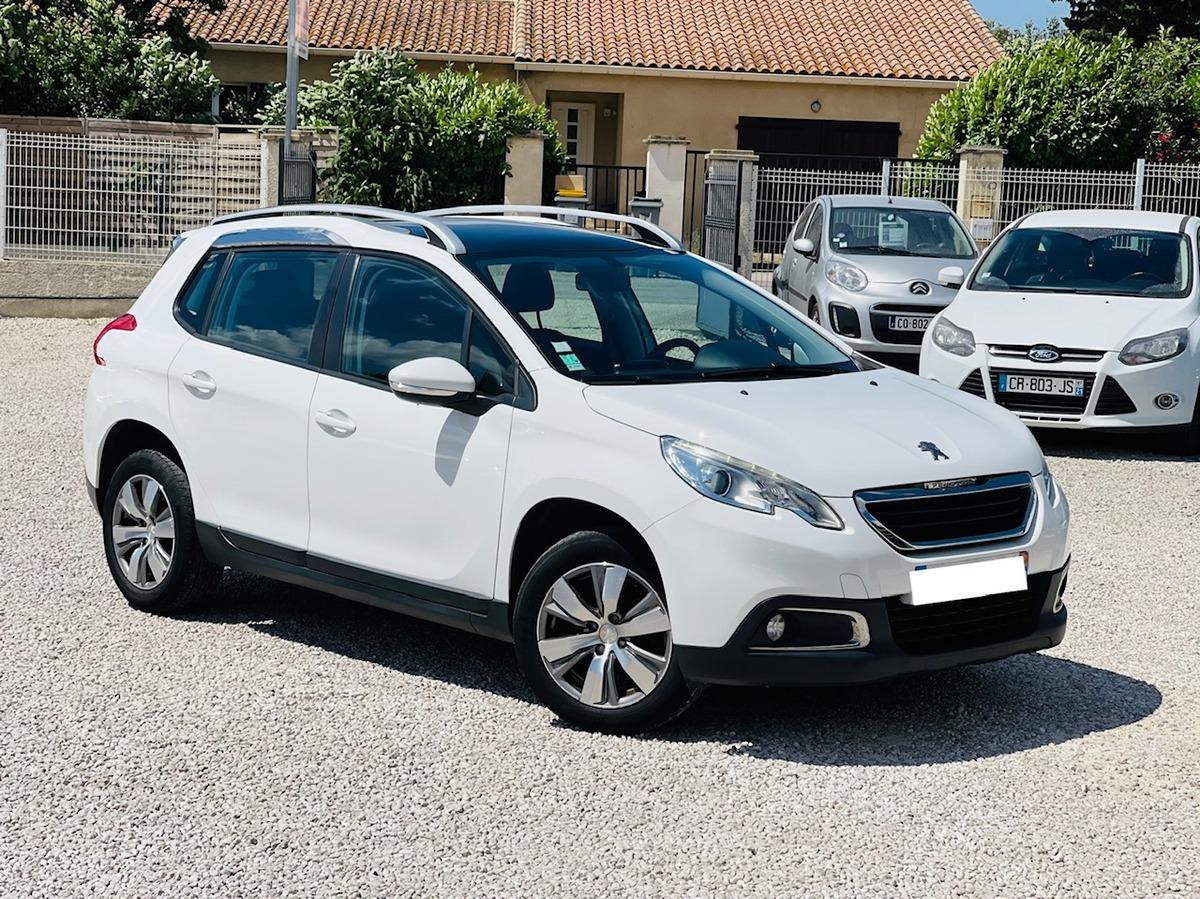 Peugeot 2008 1.6 e-HDI 92 cv Allure (TOIT PANO)