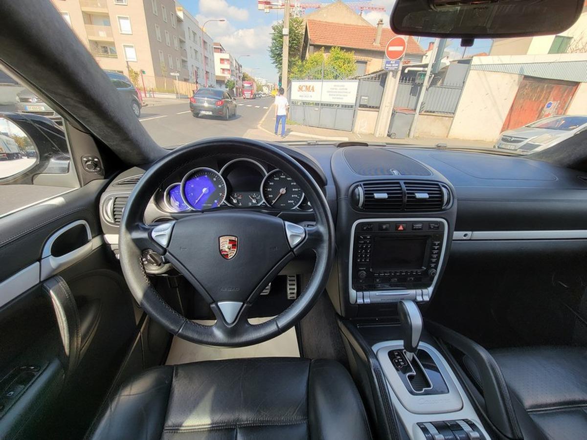 Porsche Cayenne 4.8 v8 500CH TURBO