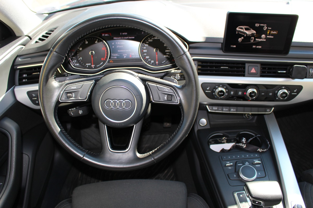 Audi A4 Avant Quattro S-Tronic 190 CV 2.0 TDi