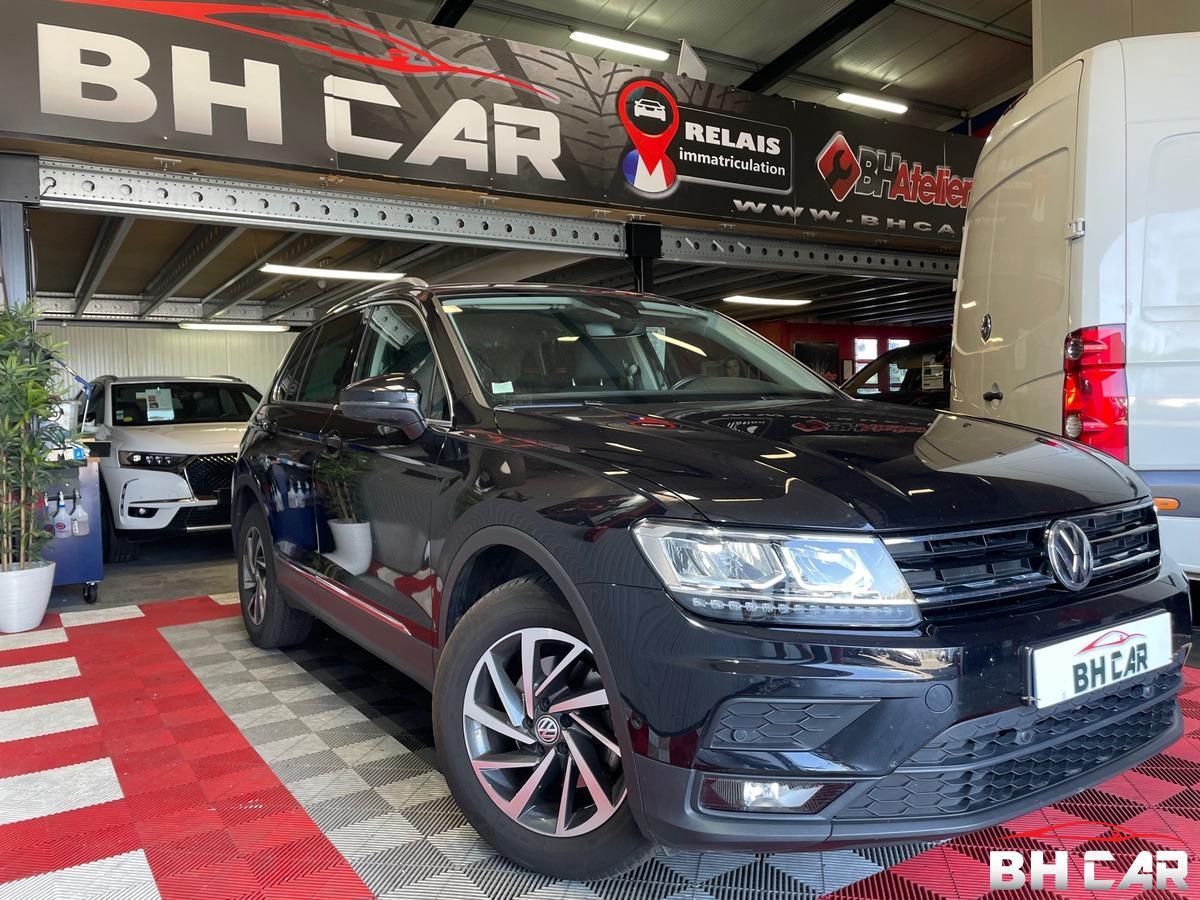 Volkswagen Tiguan 2.0 tdi Bluemotion SOUND 150ch