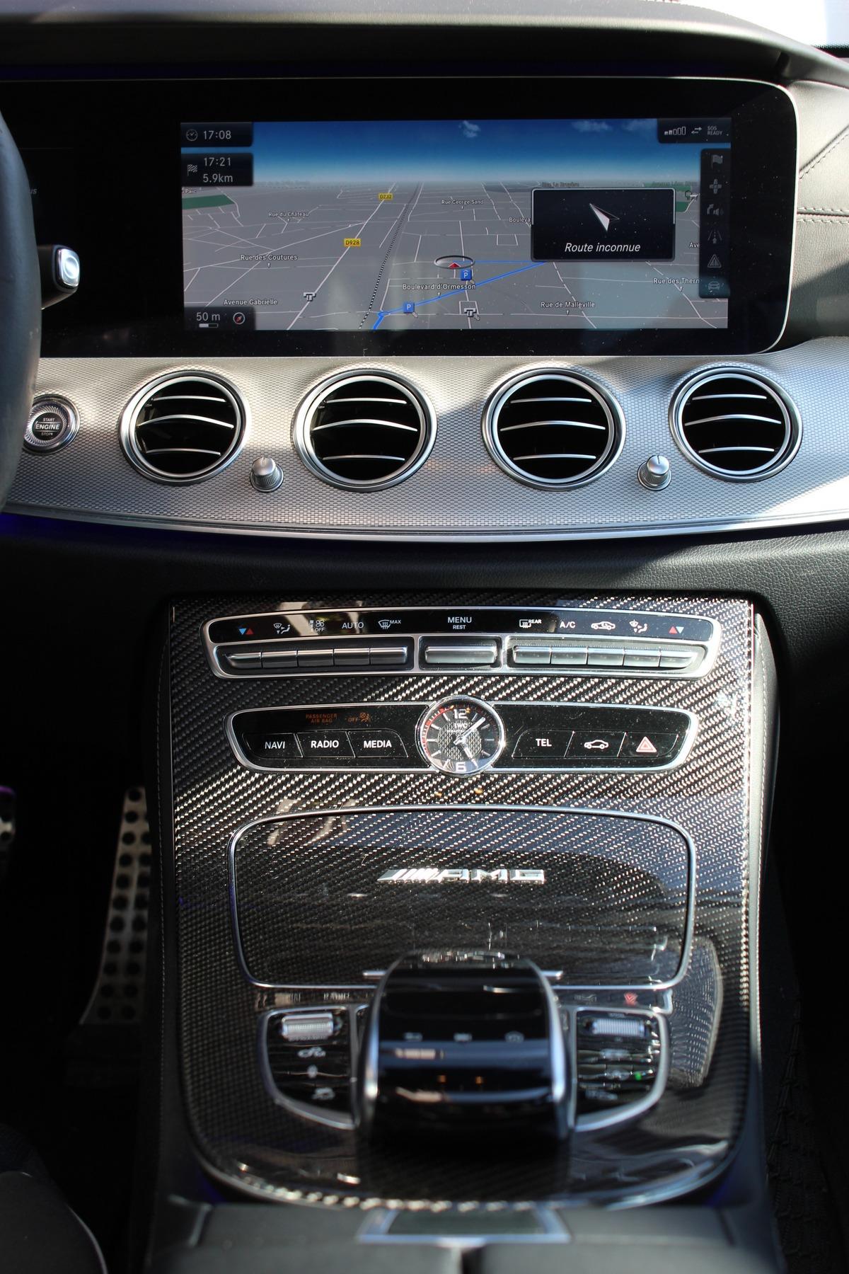 Mercedes Classe E V 63 S AMG 612ch 4MATIC+