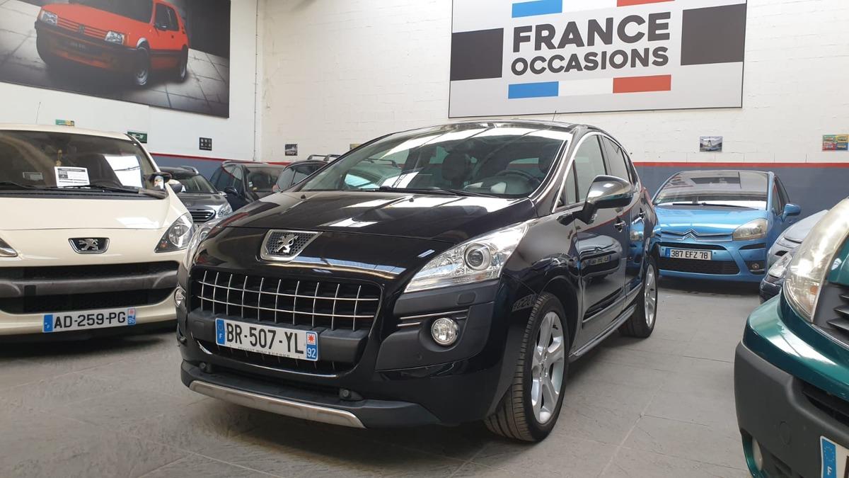 Peugeot 3008 1.6 THP 156cv Féline BVM6