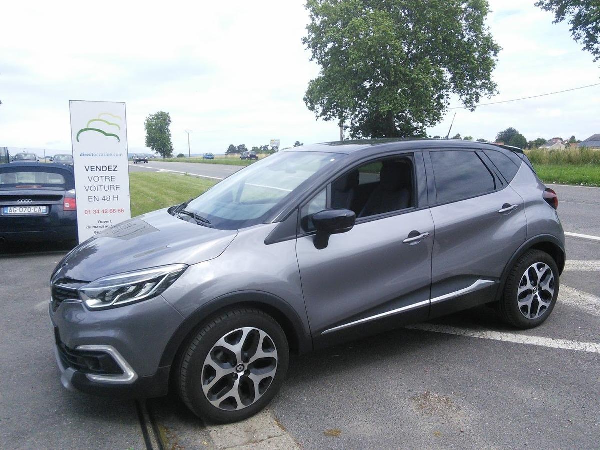 Renault Captur 1.2 TCe EDC 120 intens BVA 29603km
