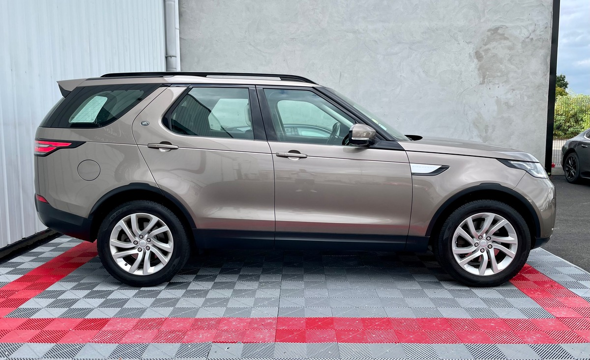 Land Rover Discovery 5 2.0 Sd4 240 HSE Moteur Neuf