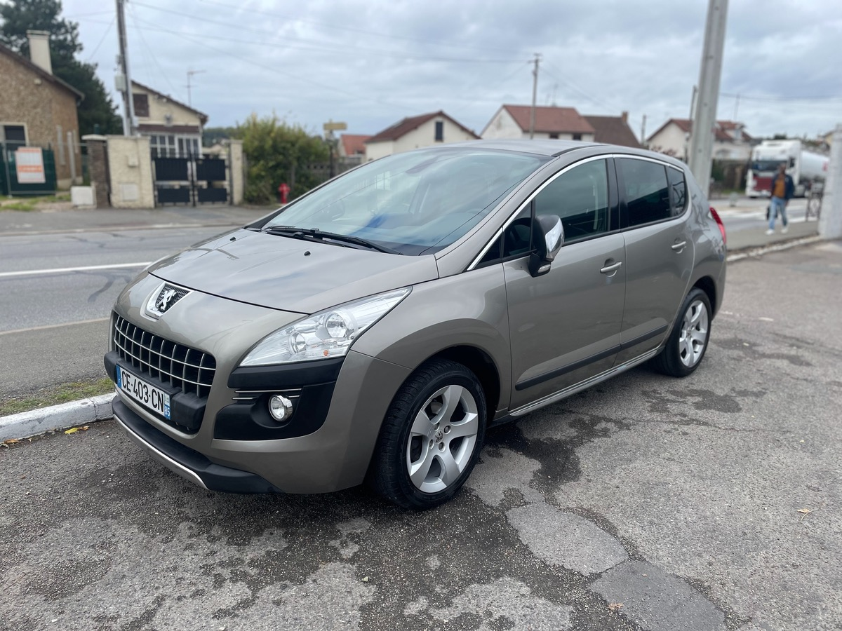 Peugeot 3008 1.6 hdi fap - 112