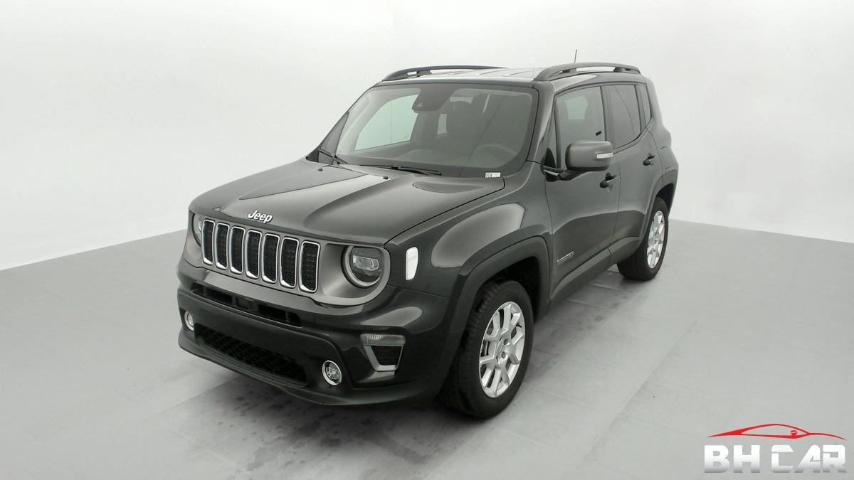 Jeep Renegade MY20 1.3 GSE T4 190 PHEV 4XE EAWD