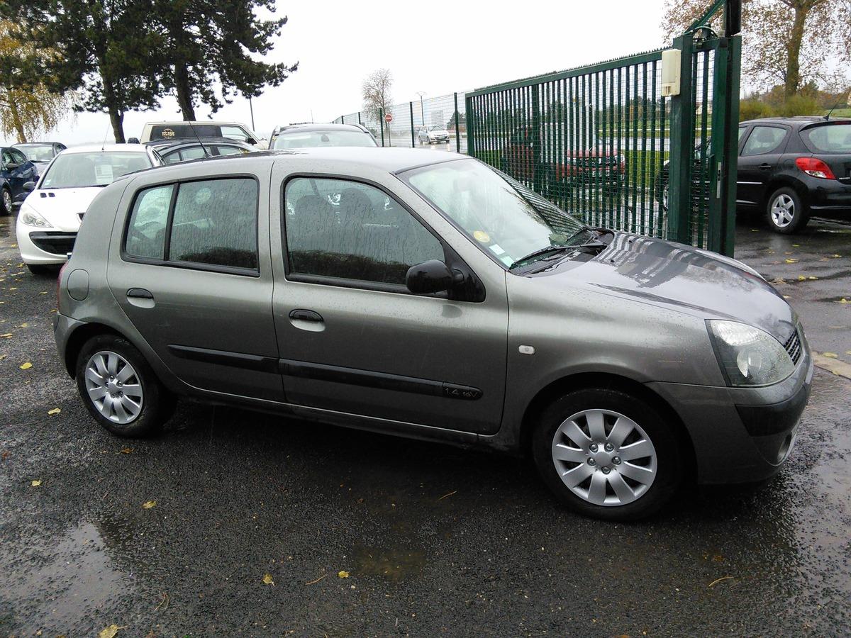 Renault Clio 1.4 98 AUTHENTIQUE CONFORT 113922km