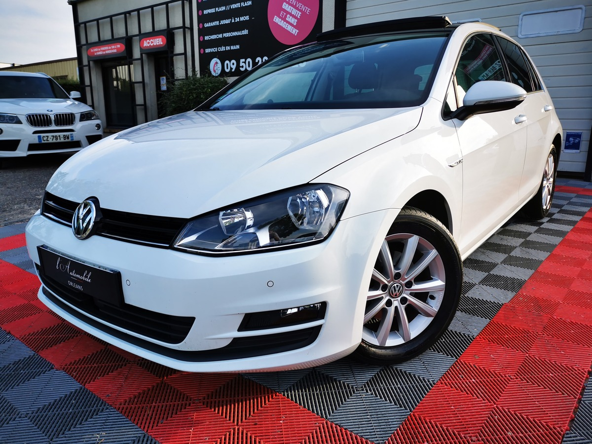 Volkswagen Golf VII 1.2 TSI 105 CUP TO 1° main