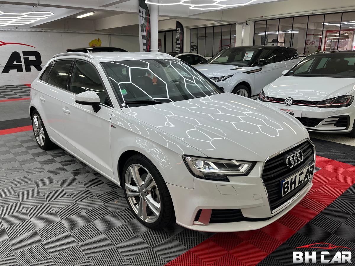 Audi A3 S line sportback 1.6 tdi 116 cv