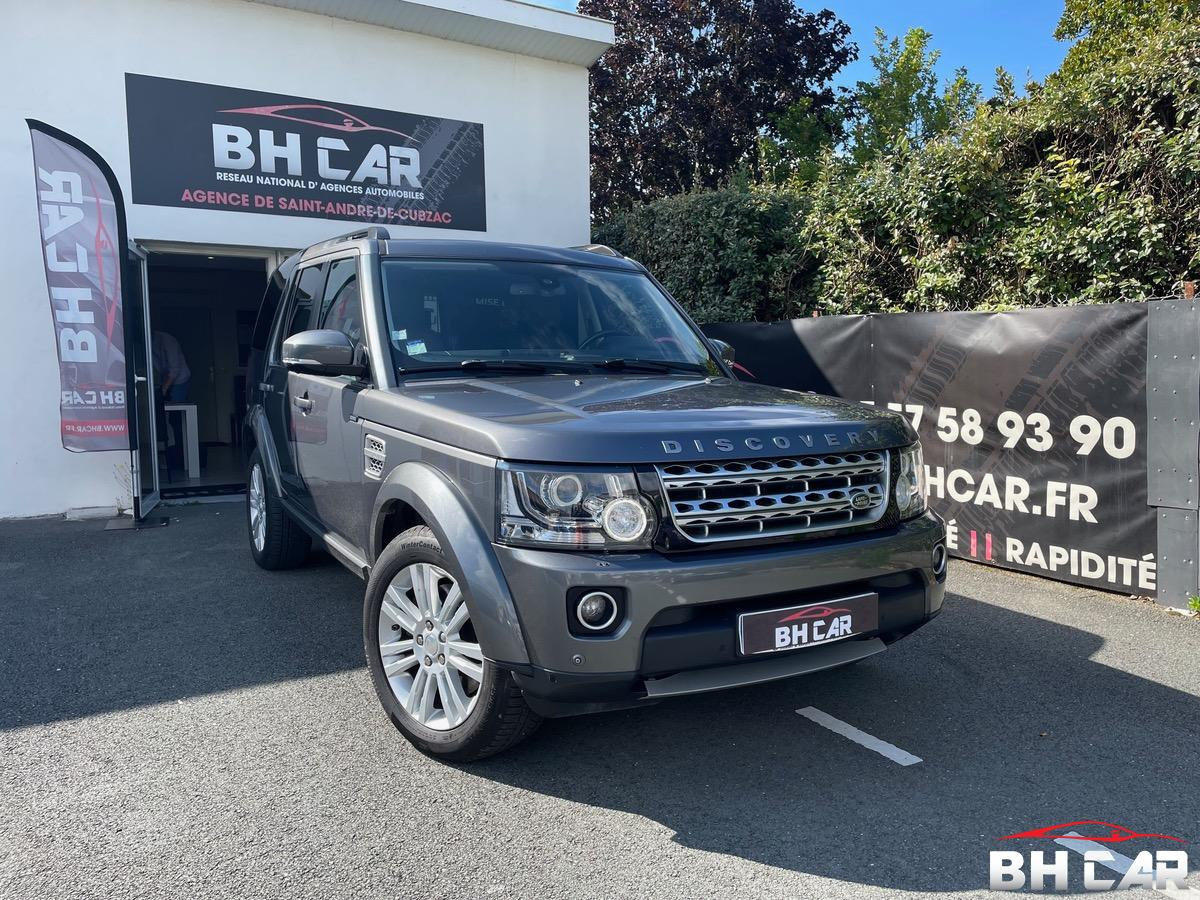 Land Rover Discovery HSE 7PL 3.0 SDV6 256 CH