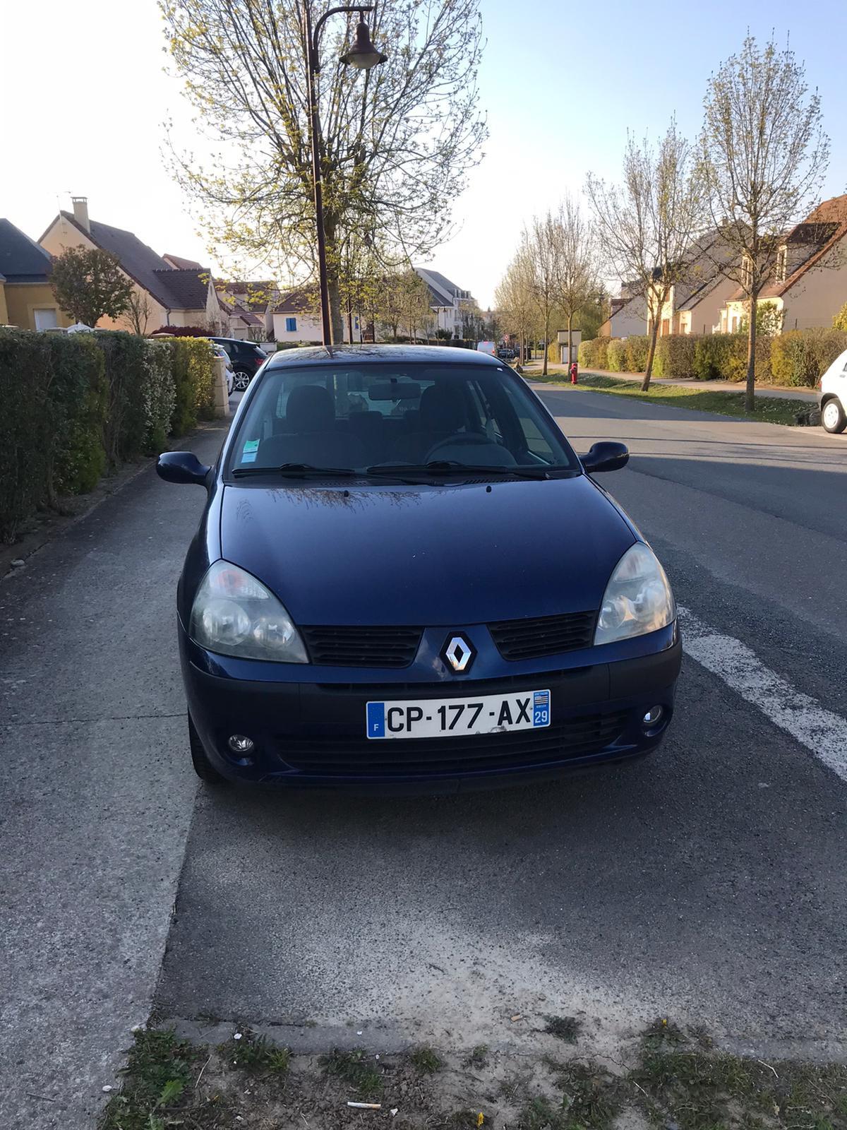Renault Clio 1.2i 16v -extrême-