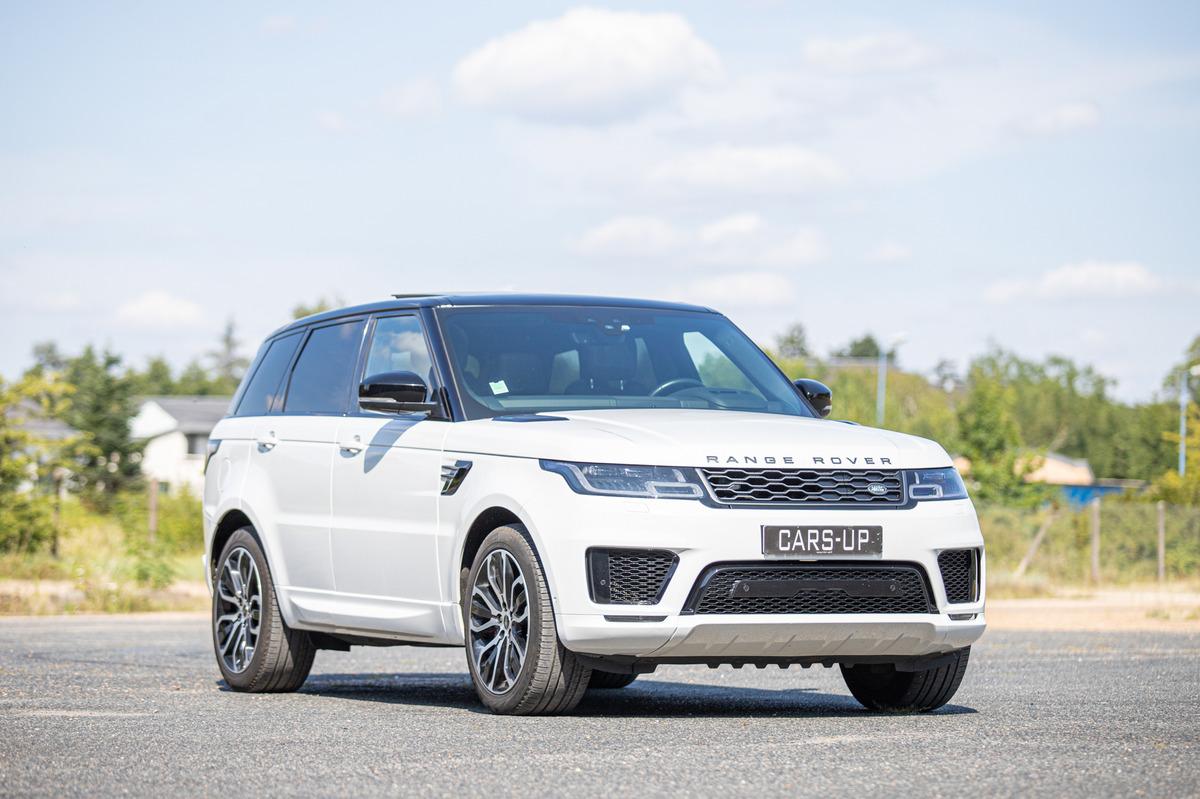 Land Rover Range Rover Sport HSE p400e 2019