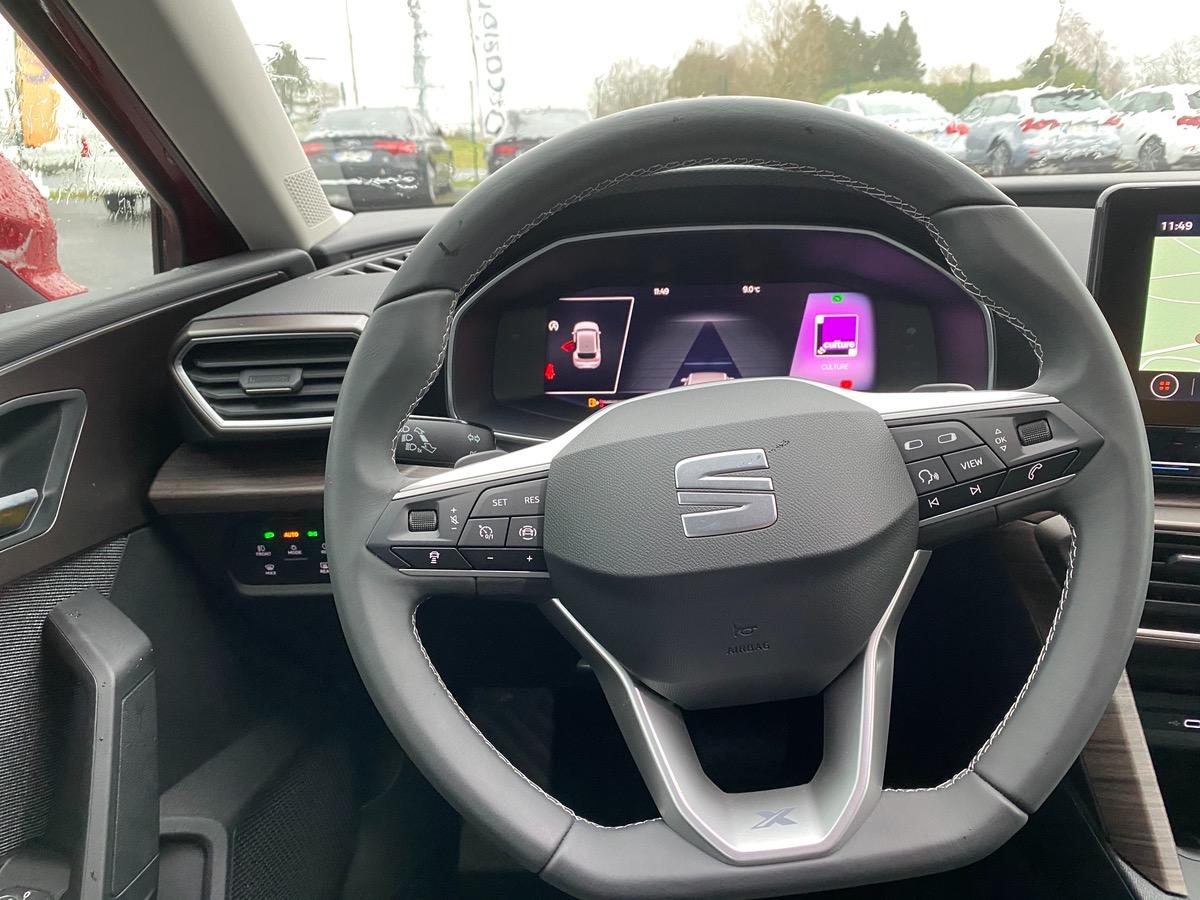 Seat Leon 2.0 TDI 150ch DSG Excellence