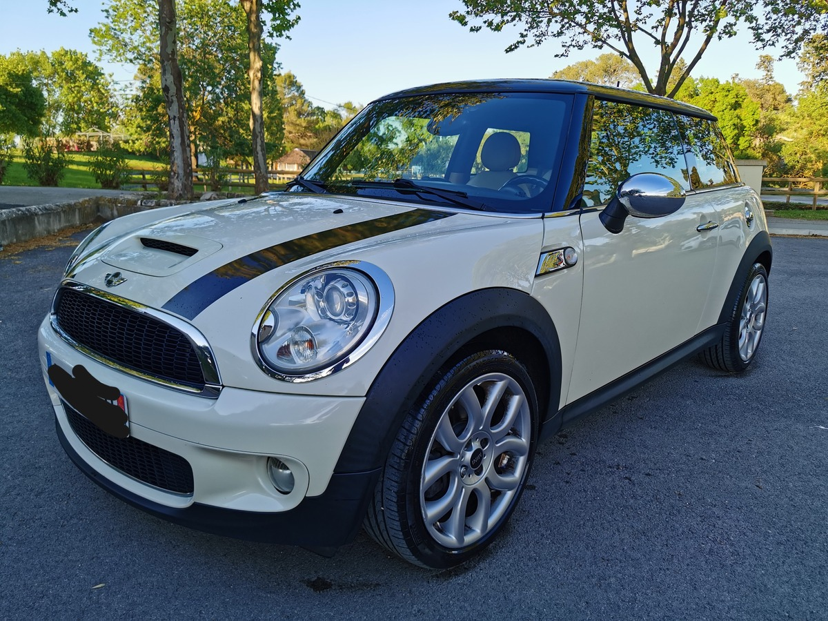 Mini Cooper S 175 cv r56 pack chili