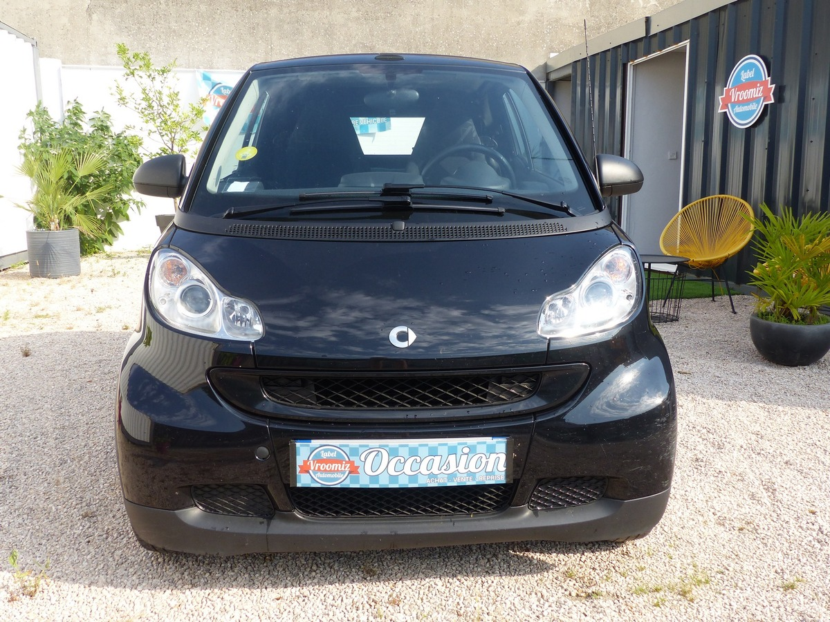Smart Fortwo II 0.8 CDI CABRIOLET PASSION a