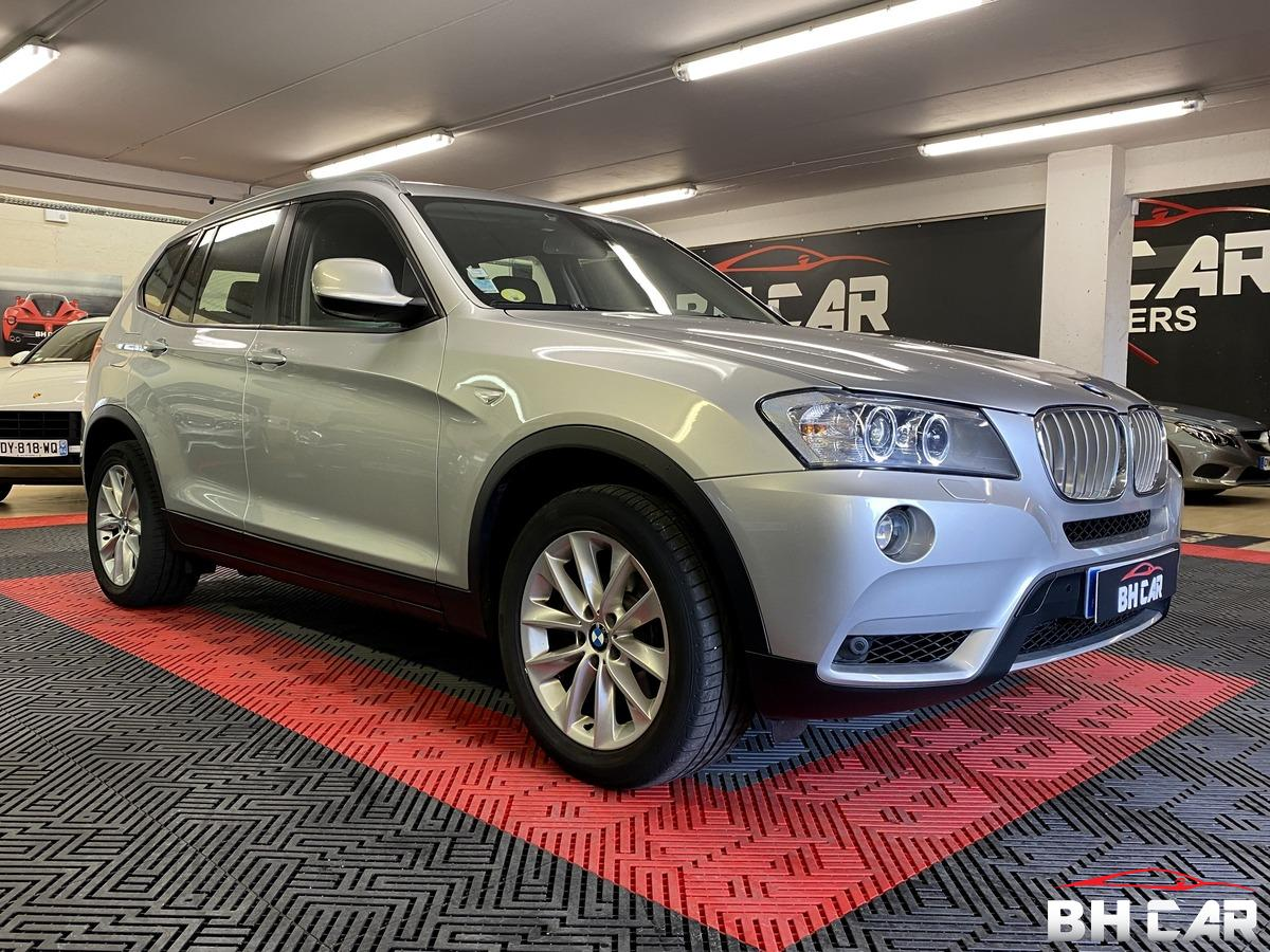 Bmw X3 3.0L 258CH LUXE