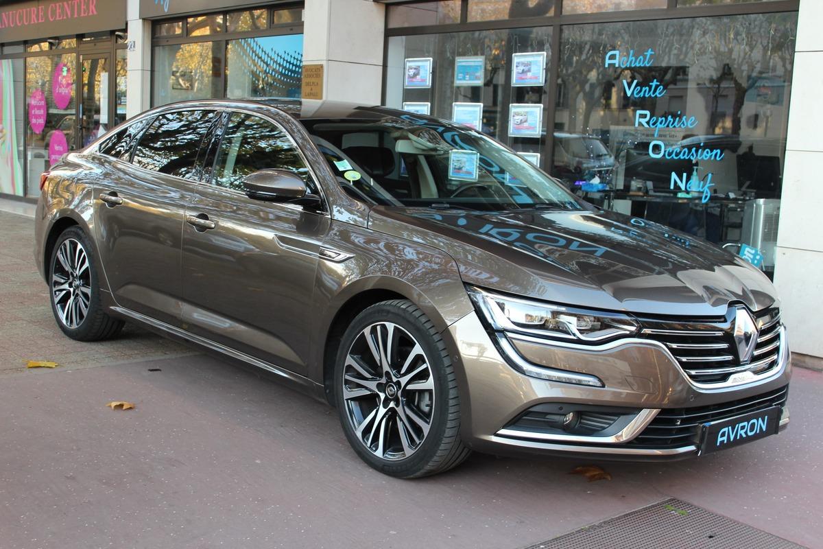 Renault Talisman 1.6DCI 160c ENERGY INITIALE PARIS