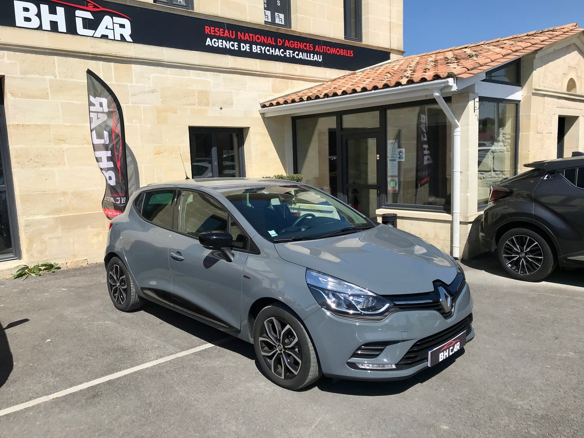 Renault Clio 4 IV 0.9 TCE 90 CV PACK LIMITED