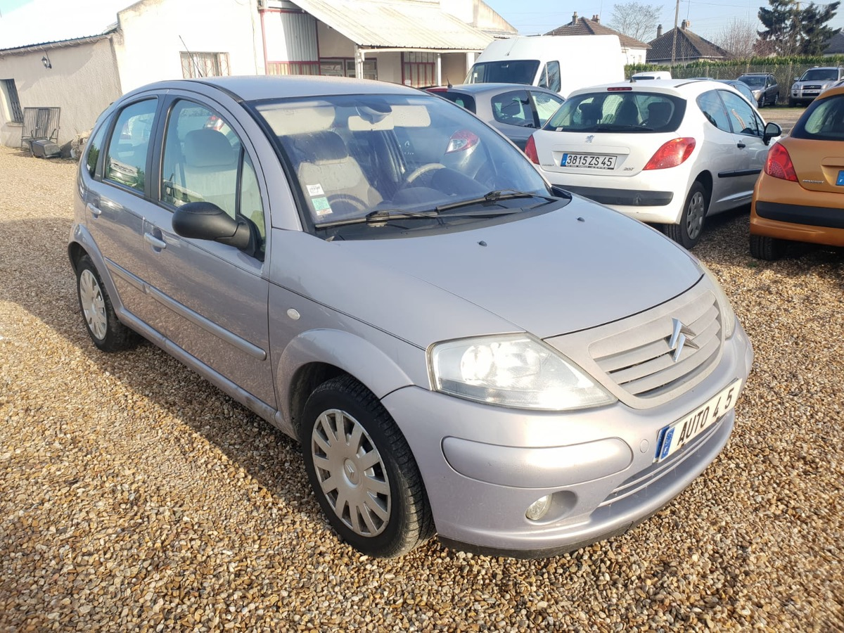 Citroen C3 1.4 hdi exclusives