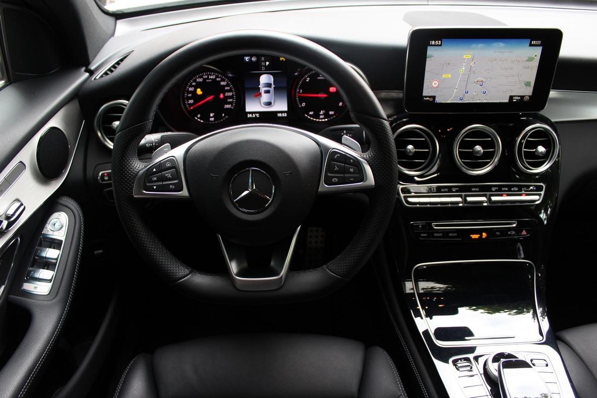 Mercedes GLC Coupé 250D Fascination FULL 204Chx 3