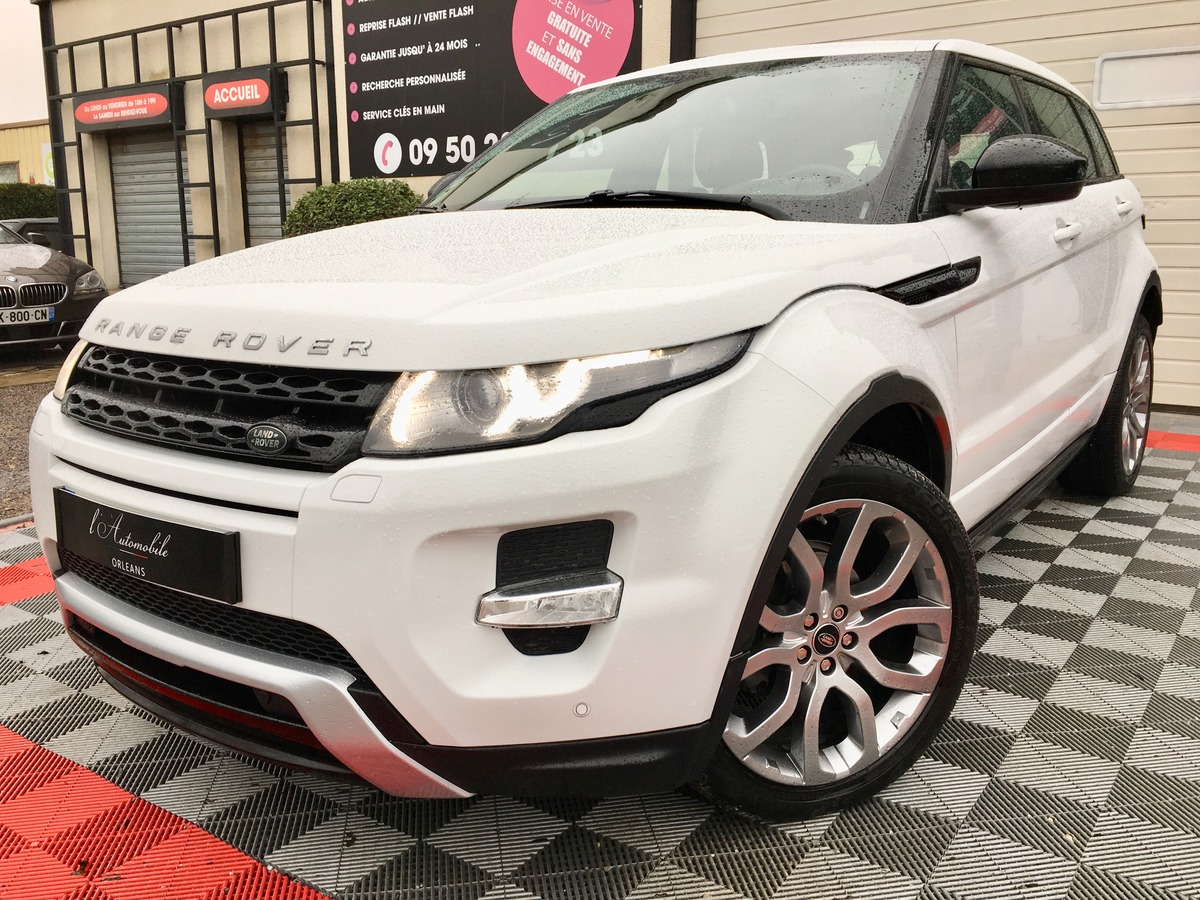 Land Rover Evoque 2.2 eD4 150 Dynamic TOIT/CUIR