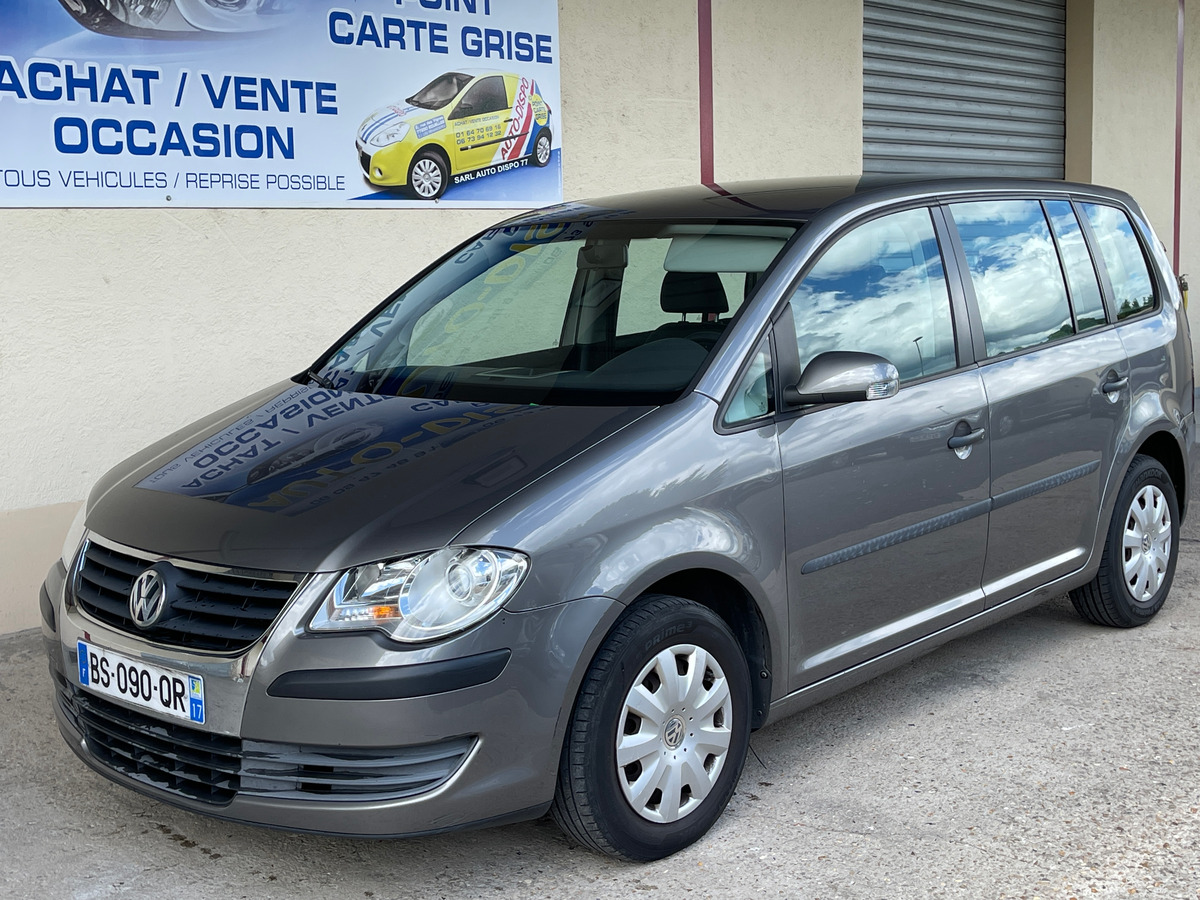 Volkswagen Touran 1.9 tdi - 105 CV