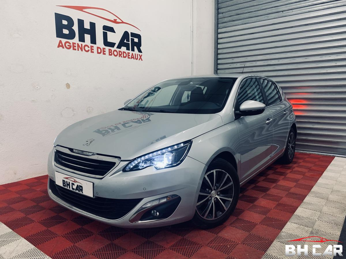 Peugeot 308 1.6 BLUEHDI 120 EAT6 BUSINESS PACK