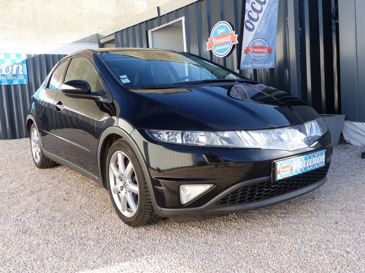 Honda Civic VIII 2.2 I-CDTI 140 CH EXECUTIVE 5P a