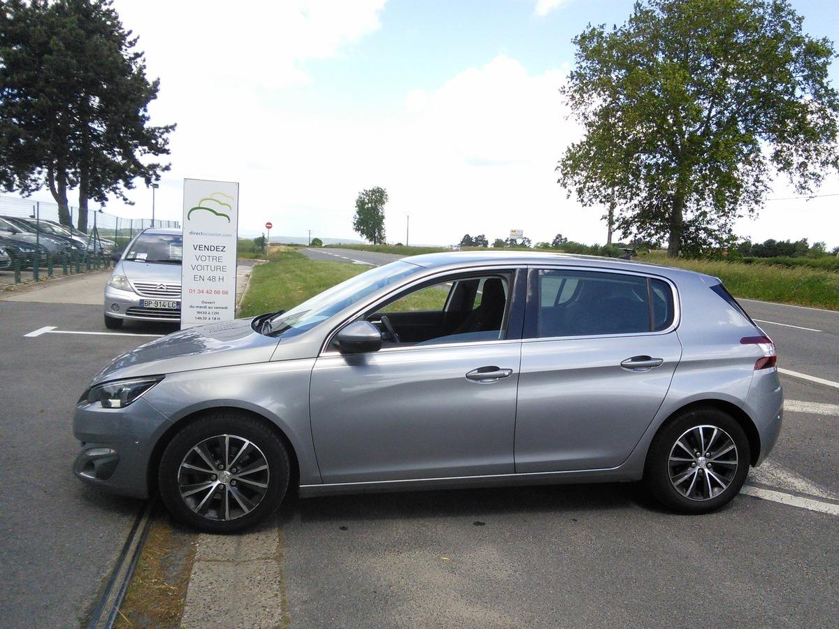 Peugeot 308 1.6 e-HDI 115 ALLURE 5P