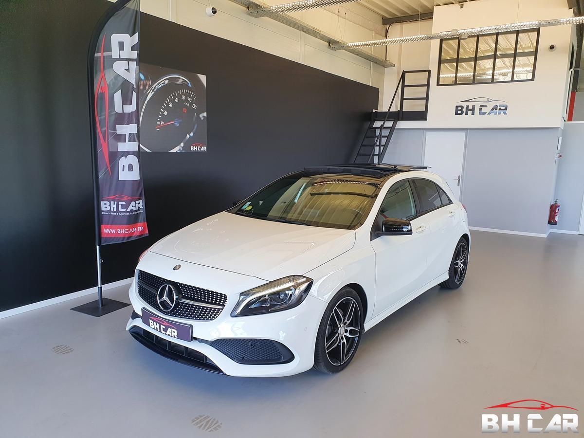 Mercedes Classe A 180 d Fascination 7G-DCT AMG bva