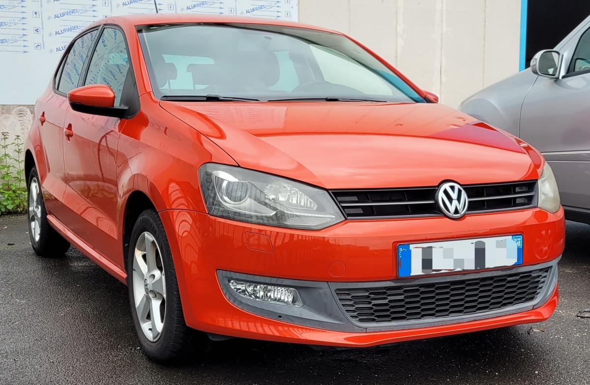 Volkswagen Polo 1.4 85 cv + CLIM AUTO + REGUL + JA