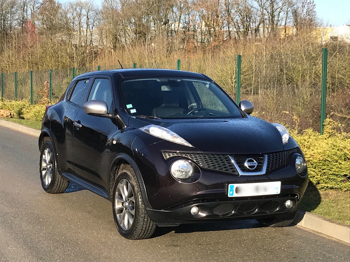 nissan juke 1 5 dci 110 tekna bvm6 cuir gps tel fi vroomiz. Black Bedroom Furniture Sets. Home Design Ideas