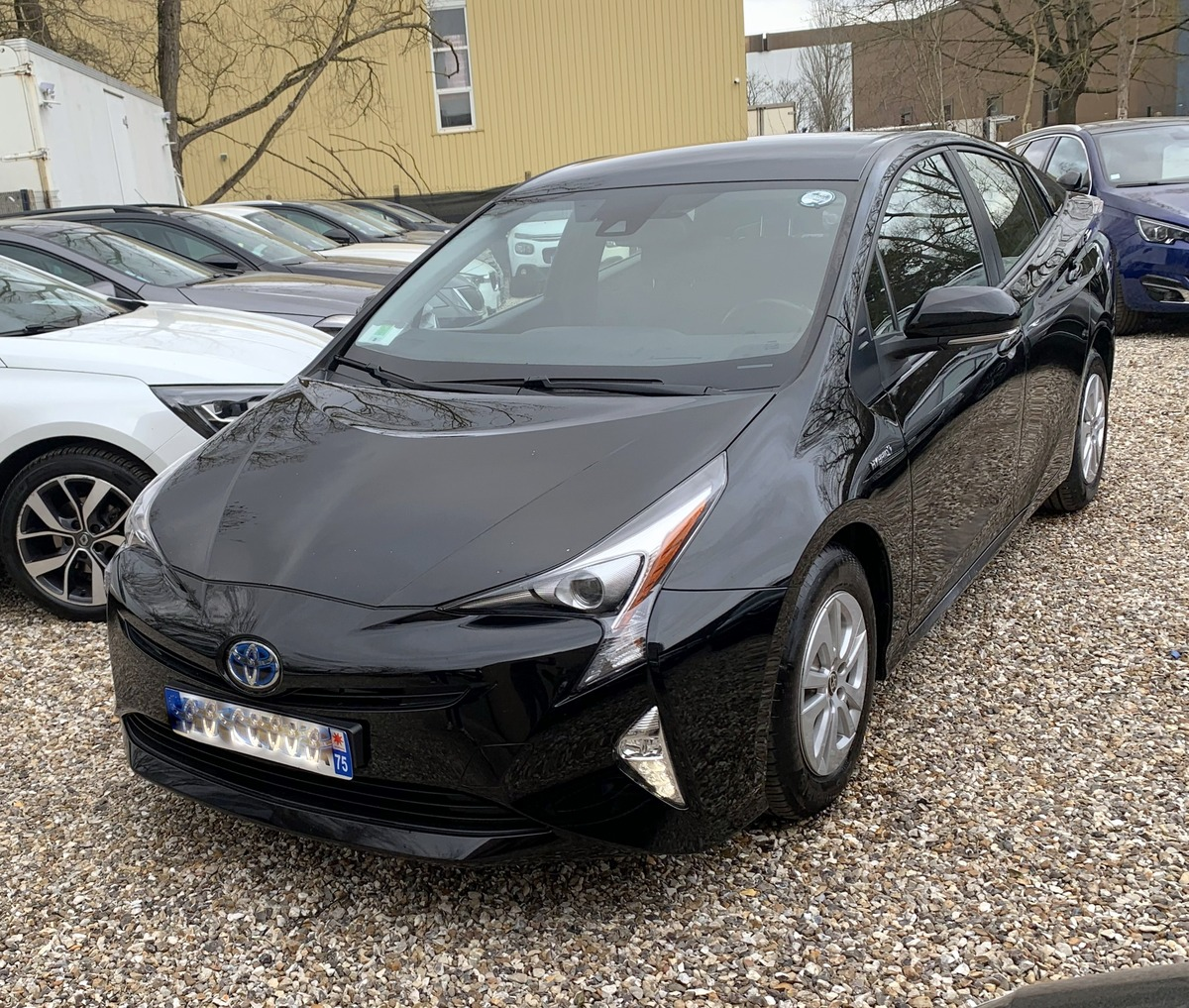 Toyota Prius 122h Dynamic Business 13325HT SON JBL