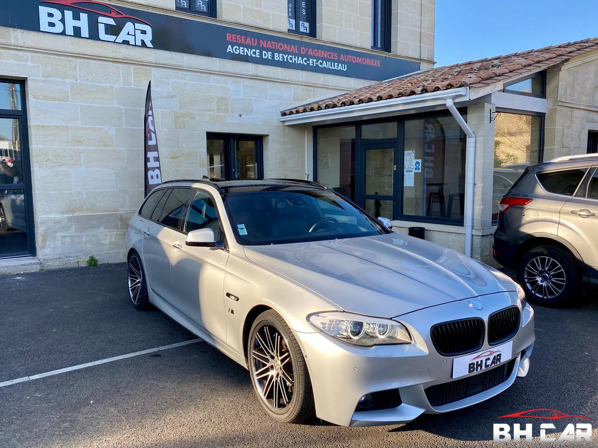 Bmw Serie 5 535D TOURING PACK M FULL OPTIONS