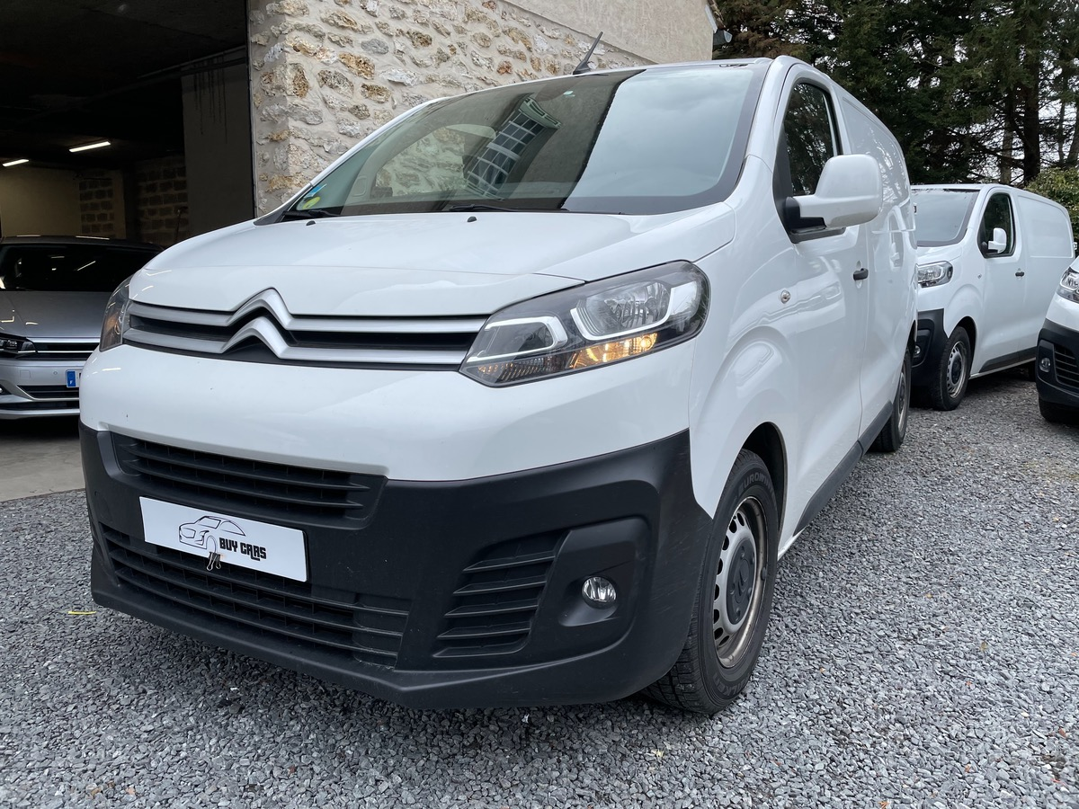 Citroen Jumpy 2.0 Bluehdii 120 Businesss 2018