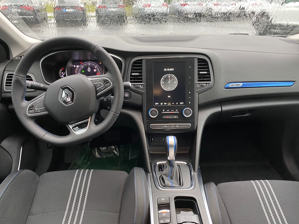 Renault Megane 1.5 BLUEDCI 115 EDC GT LINE