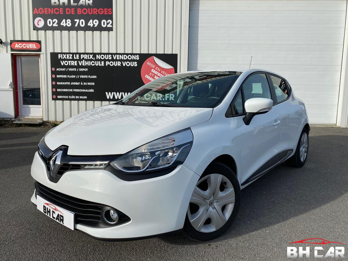Renault Clio 4 1.5 DCI 90 Business 5places