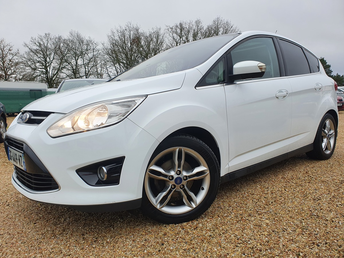 Ford C-max tdci 115 chx s&s 2014 GPS gtie 6 mois