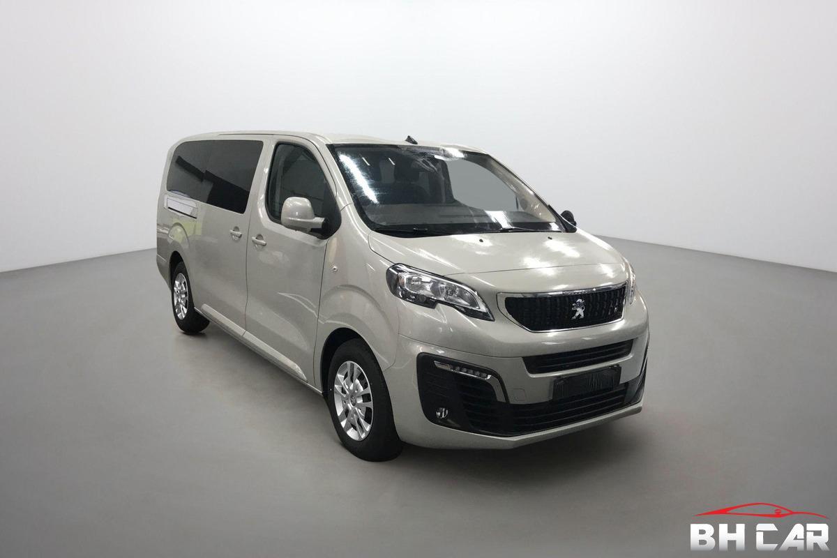 Peugeot Traveller Business LONG BLUEHDI 120CH