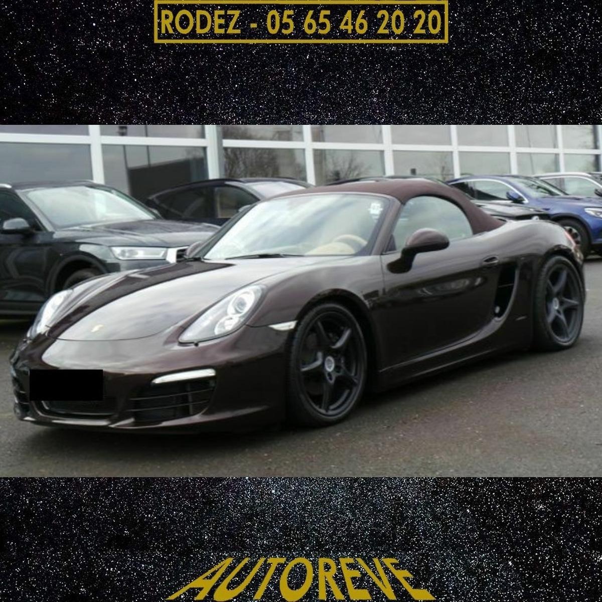 Porsche Boxster 2.7 PDK
