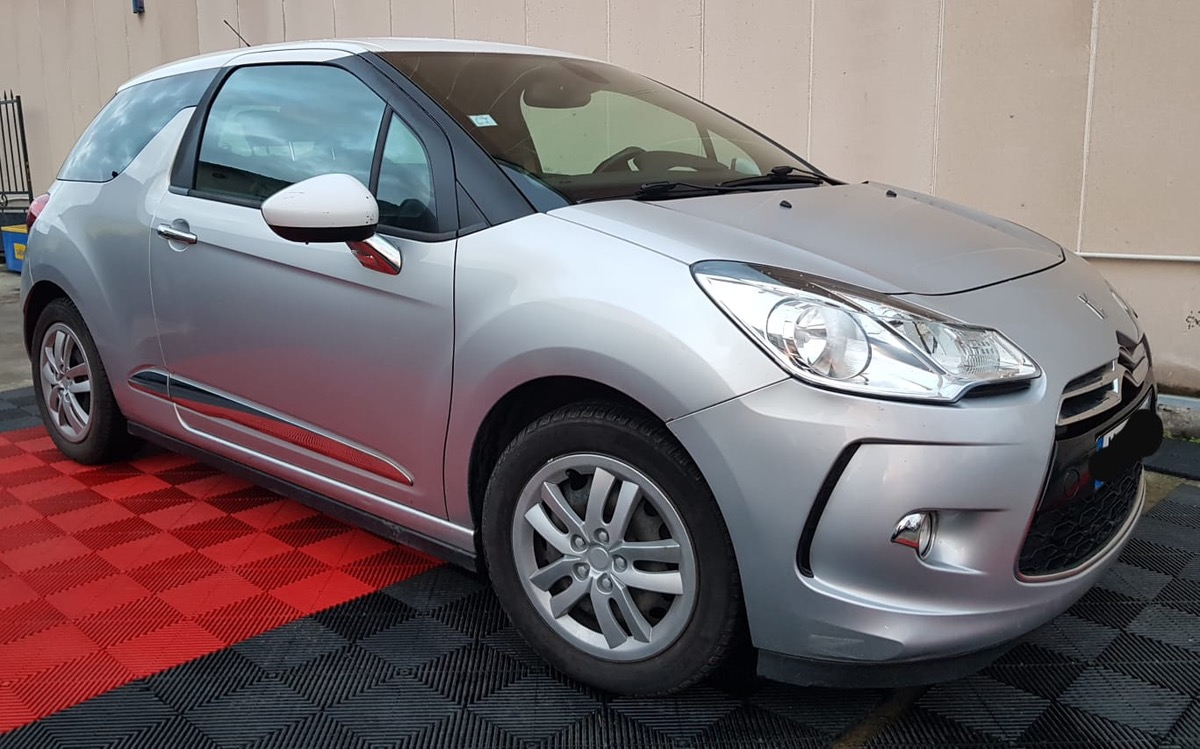 Citroen Ds3 1.6 HDI 92 cv 1ere main!