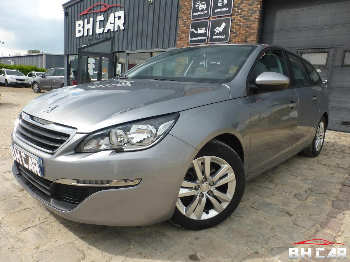 Peugeot 308 SW 1.6 HDI 120 chv BUSINESS GPS