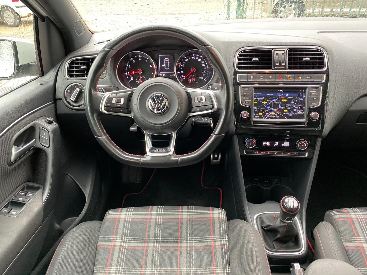 Volkswagen Polo V GTI 192ch 5p TO restylée cam b