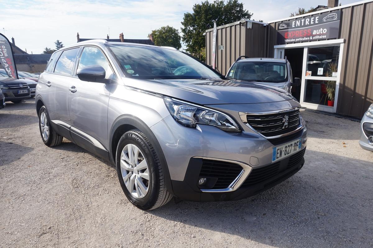 Peugeot 5008 blue-hdi 120 cv active business  7 pl