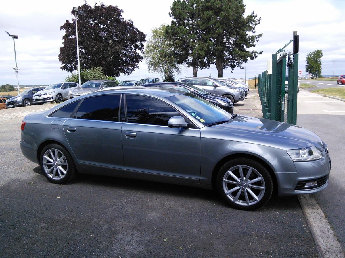 Audi A6 2.0 TDI 170 BVA AVUS 225641 km