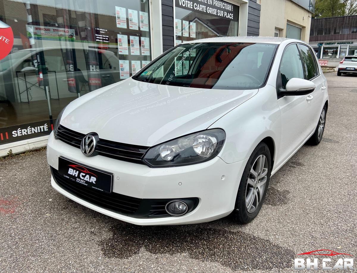Volkswagen Golf VI 1.4 TSI 122cv confortline